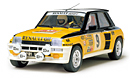 Renault 5 Turbo Rally - Tamiya