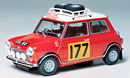 Morris Mini Cooper 1275S Rally - Tamiya