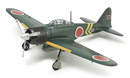 Mitsubishi A6M3/3a Zero Fighter Model 22 - Tamiya - Хобби из Японии